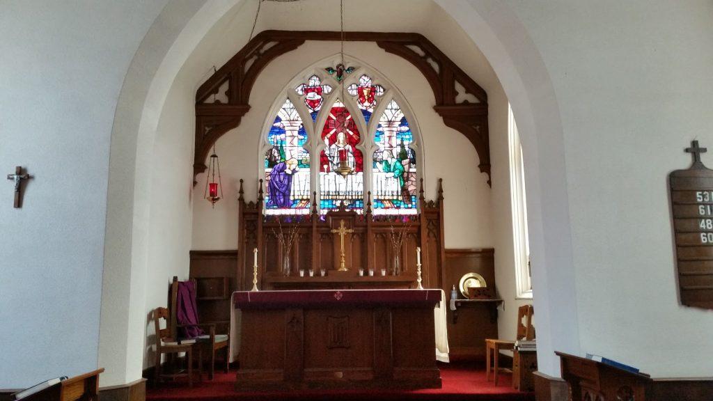 Christ Church Flamborough Sanctuary